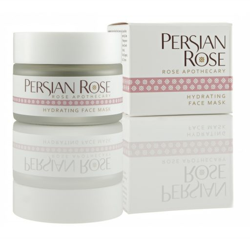 Rose Hydrating Face Mask 50ml